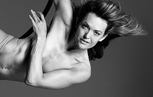 Amy Purdy Goes Nude for ESPN Body Issue