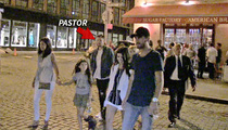 Kourtney Kardashian & Scott Disick Seek Guidance from Kim's Pastor