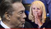 Donald Sterling to Shelly -- YOU'RE A PIG!!!