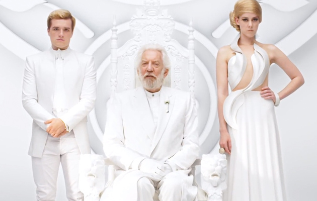 "New ""The Hunger Games: Mockingjay - Part 1"" Teaser Gives Us Chills"