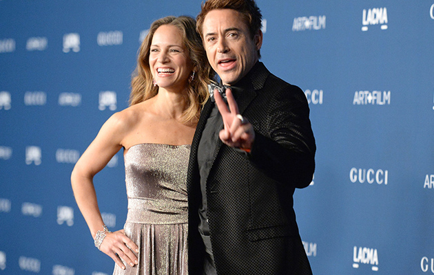 Robert Downey Jr. and Wife Susan Expecting Second Child Together -- and It's a Girl!