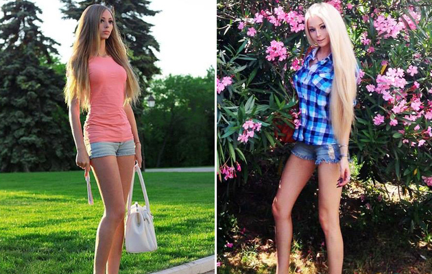 Barbie Battle! Meet the New Human Doll Who Claims She's Never Had Surgery