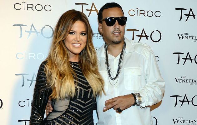 French Montana Posts Pic of Khloe Kardashian's Famous Booty!