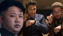 Seth Rogen and James Franco -- N. Korea Complains to UN ... Movie is an Act of War