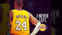 Snoop Dogg Trolls LeBron James -- Kobe Never Left!!!