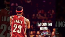LeBron James RETURNING To Cleveland Cavaliers -- Return of the King