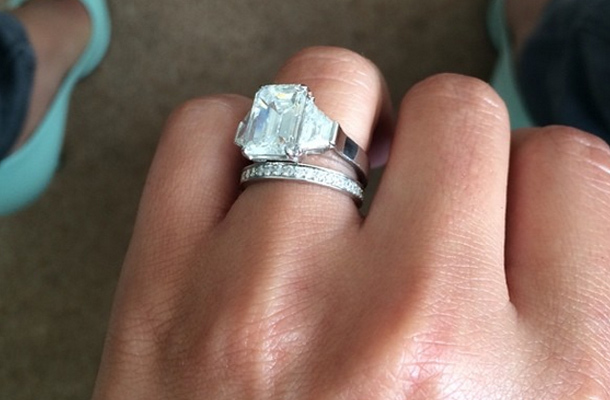 Cheryl Cole Secretly Marries Boyfriend of 3 Months -- See Her Ring!