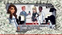 'Kim Kardashian: Hollywood' App Stands To Make Around $85 MILLION -- Winner