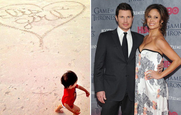Nick Lachey & Vanessa Minnillo Expecting Baby #2!