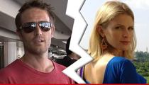 'Alias' Star Michael Vartan -- Headed for Divorce Court