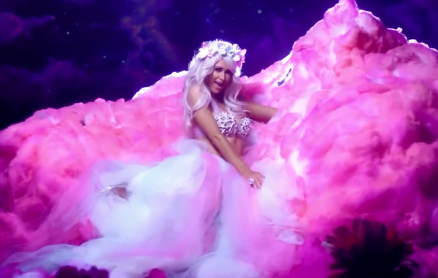 "Paris Hilton Drops Video For ""Come Alive,"" And It's Ridiculously Amazing!"