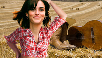 Ali Lohan -- Yee Haw! I Wanna Be The Next Dolly Parton!