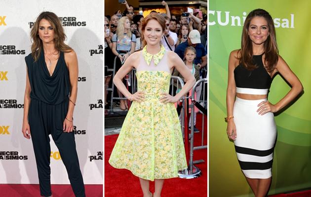 Keri, Maria & More -- See This Week's Best Dressed Stars!