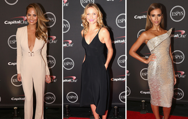Chrissy, Cameron & More Sizzle at the 2014 ESPY Awards