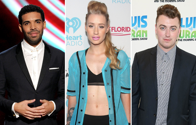 2014 MTV Video Music Awards' Nominees Announced