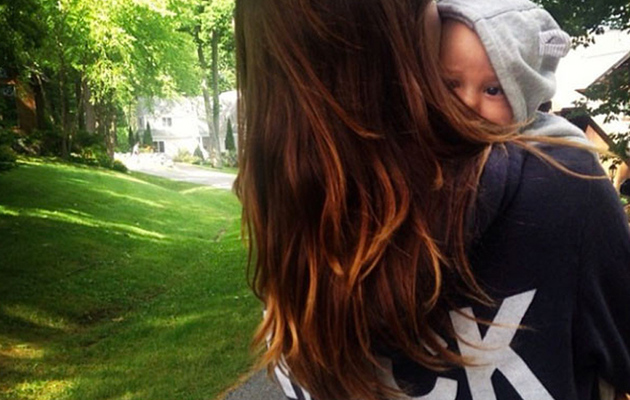 Olivia Wilde Shares Adorable Photo of Son Otis -- See the Pic!