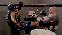 Stuart Scott -- 'He Has NO Quit In Him' ... Says MMA Sensei