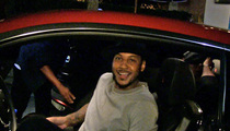 Carmelo Anthony -- Rejects NYC Lap Dance Offer... But I'm Open to Free Pizza!