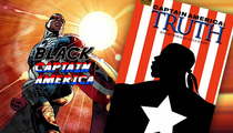 Captain America -- Going Black to the Future