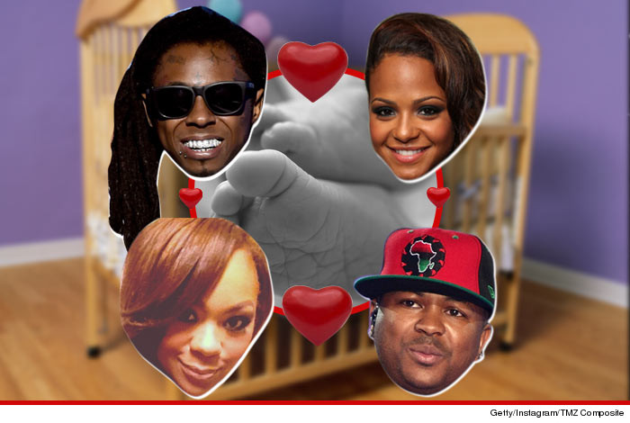 Is Lil Wayne Dating Christina Milian? -- It's Just ...