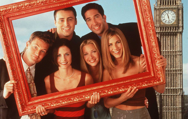 """Friends"" Reunion -- See Which Stars Hit the TCA Red Carpet!"