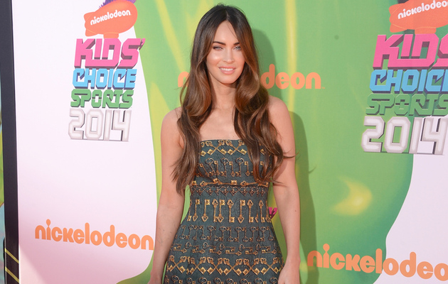 Megan Fox Stuns in First Red Carpet Appearance Since Giving Birth
