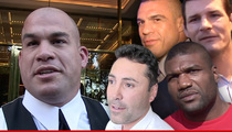Tito Ortiz -- Rampage Jackson Has My Back ... In Nasty Legal War