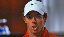 Rory McIlroy -- CAN'T NAME THE BEATLES ... 'I Wanna Say George Lucas?'