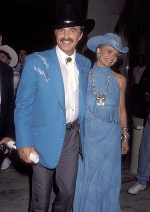 Burt and Loni -- Before The Split