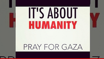Selena Gomez -- Pro-Humanity or Pro Hamas in Gaza Conflict?  We Don't Know ... Does She?