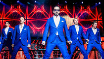 Backstreet Boys -- Israeli Concerts Cancelled