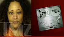 Ex Destiny's Child Member Farrah Franklin -- 911 Call -- She's Hysterical and High
