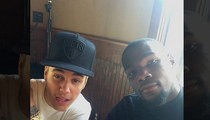 Kevin Durant -- Brunching with Bieber
