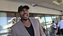 Mykelti Williamson -- Bubba's Got Beef with Bubba Gump Shrimp