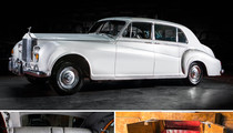 Elvis Presley -- Rolls-Royce Auction ... Anything But a Hunka Hunka Junk