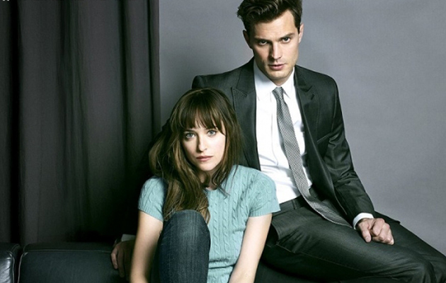 """The First Trailer for """"Fifty Shades of Grey"""" Is Finally Here -- Watch Now!"""