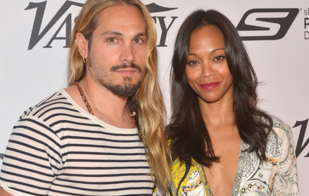 Zoe Saldana and Marco Perego Expecting First Child Together!