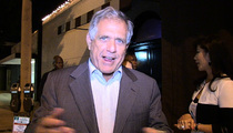 Les Moonves -- President Obama Was Right to Bail on Jimmy Kimmel