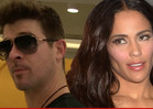 Robin Thicke -- My Marriage to Paula Patton is Over