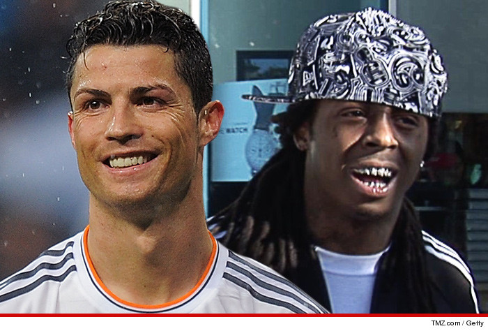 Young Money -- Yes, We're In Business with Cristiano ...