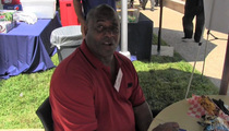 Ken Griffey Sr. -- FAMILY SMACK TALK ... 'He's Got HRs, I Got Rings!'