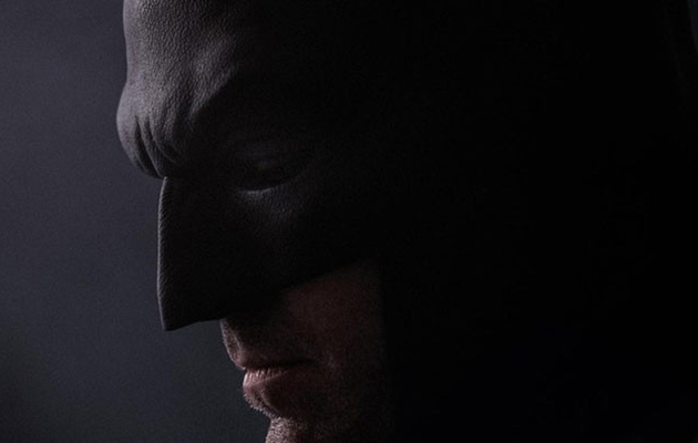 "See Ben Affleck As A Brooding Batman In New ""Batman v Superman"" Pic!"