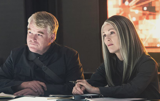 """Full """"The Hunger Games: Mockingjay -- Part 1"""" Trailer Debuts at Comic-Con"""