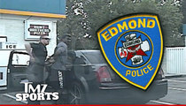 Justin Blackmon Arrest -- Arresting Officer Did NOTHING Wrong ... Cops Say