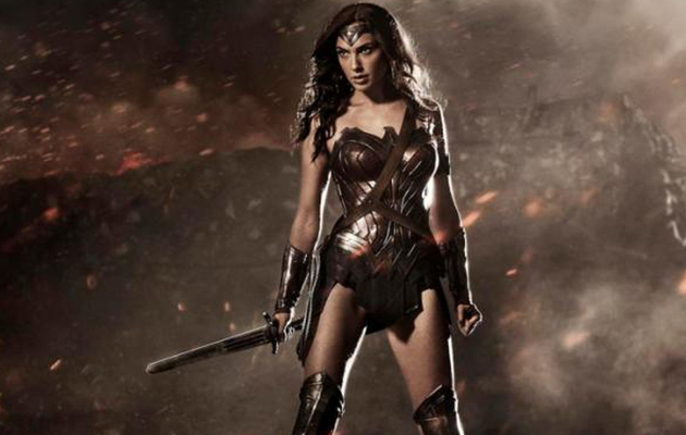 See the First Picture of Gal Gadot as Wonder Woman!