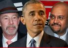 President Obama -- PARDON THE INTERRUPTION ... But I'm Golfing with ESPN Hosts