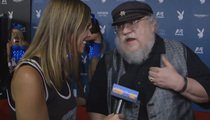 'Game of Thrones' Creator George R.R. Martin -- I'm NOT Obsessed With 'Weenies' ... I LOVE BOOBS!