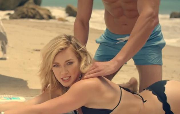 """Hilary Duff Flaunts Hot Bikini Bod in """"Chasing the Sun"""" Music Video -- Watch Now!"""