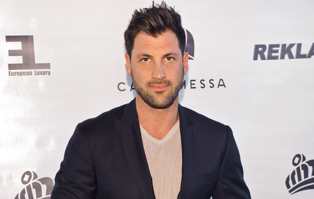 "Maksim Chmerkovskiy's Leaving ""Dancing With The Stars"" ... Again"