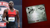 U.S. Sprinter Torrin Lawrence -- 911 Before Fatal Crash ... 'Help Is On the Way'